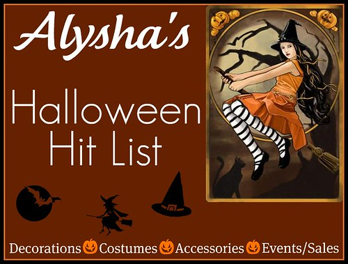 Halloween Hit List Poster