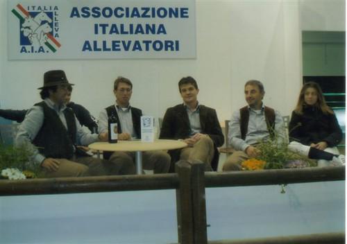 Gli allevatori di Montenero a Verona da te.