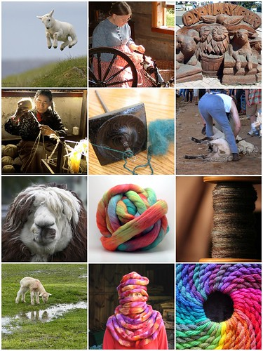 Monday Mosaic: Wooly Things