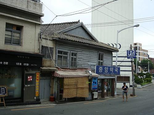 Busan Architektur I