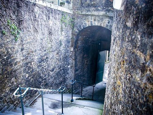 페르 라셰즈 묘지에서 나가는 출구