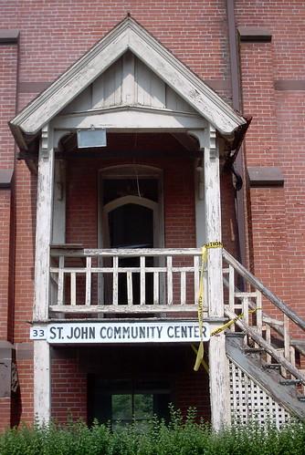 St. John Community Center, Middletown CT