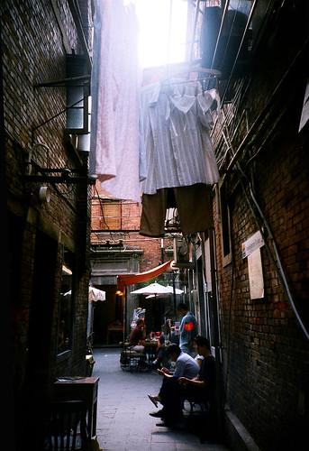 [shanghai]上海人,與不是上海人。