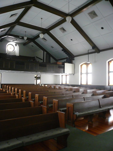 First Baptist Church (Interior) - 1925
