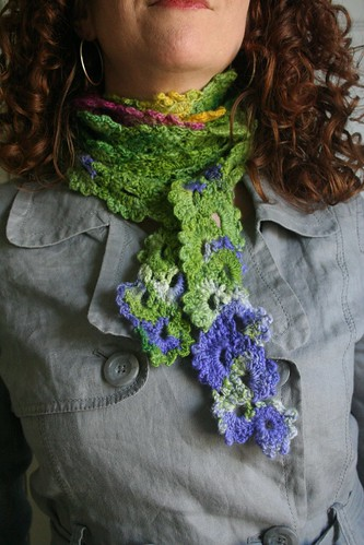crocheted :: Anne Scarf