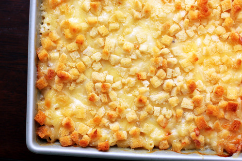 martha's creamy mac