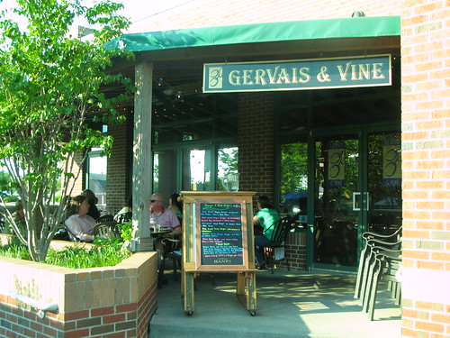 Gervais and Vine (Burger Night), Columbia SC by you.