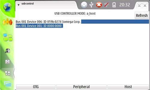 USB Control App