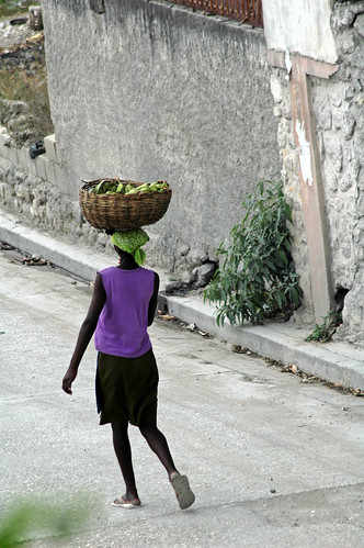 port au prince haiti by David G-H.