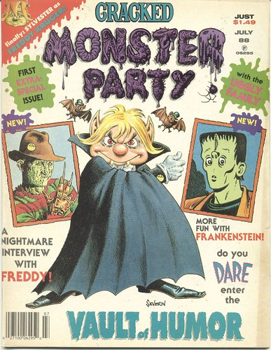 Cracked Monster Party 1