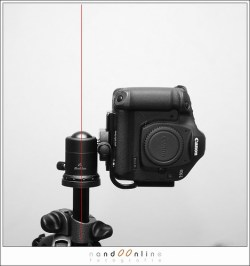 Portrait position without using the L-bracket