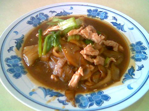 Y2K's fried kway teow