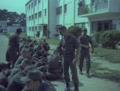 Basic Training, Fort McClellan, Alabama.
