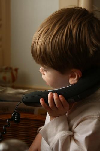 """""""Hello?"""""""