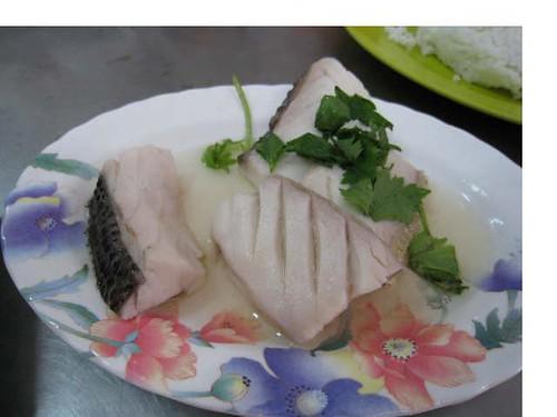 KK steamed fish