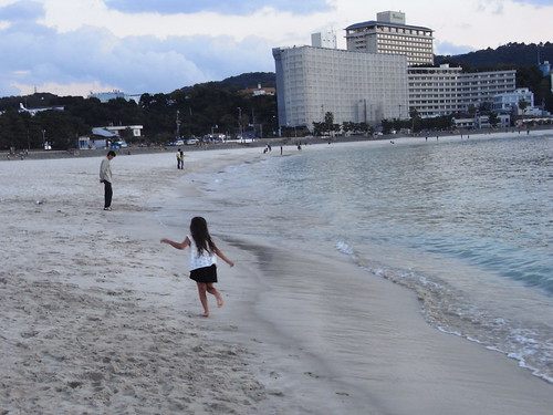 優美的白色海灘