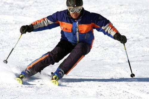 Nacho esquiando 02