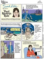 Sarah Palin's Paul Revere