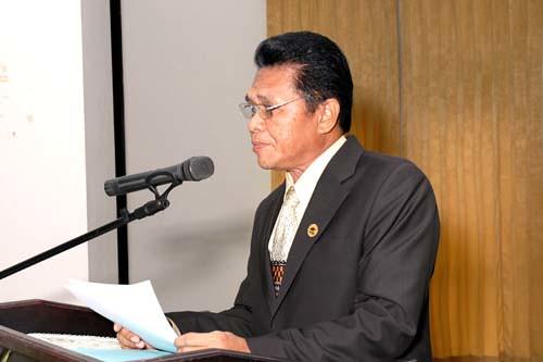 Ketua Periode-3, Ir. H. Husinsyah, MM, MT