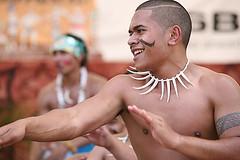 ASB Polyfest 2008 Avondale College Samoan Group