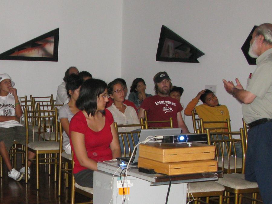 La problemática indigena y el uso del audiovisual
