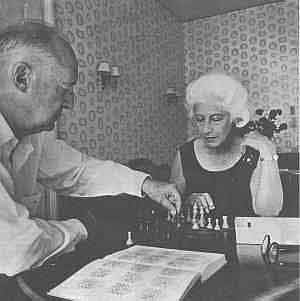Vera e Vladimir Nabokov