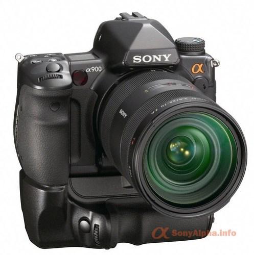 Sony Alpha a900 Full Frame