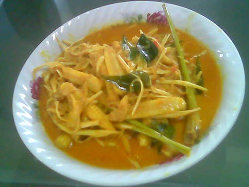 STP's durian flower curry 2