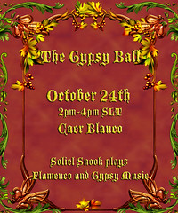 Gypsy Ball in Caer Blanco