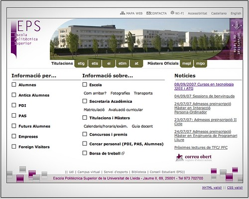 Web EPS