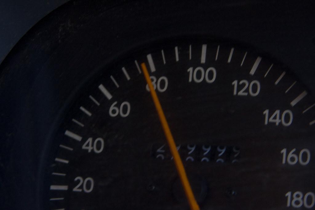 J36 / Détail du quotidien : 300'000km, un score normal pour un van australien