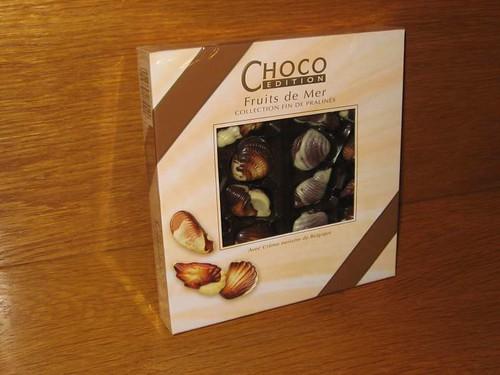 Chocolate O___o