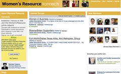 Womens Resource Konnects