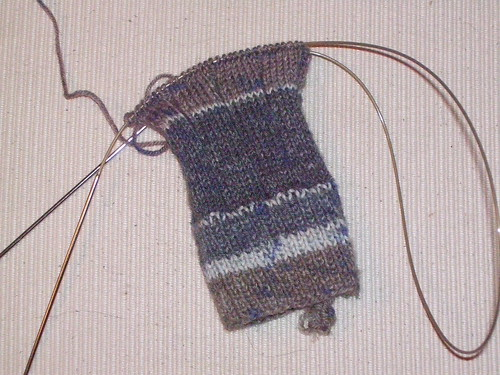 sock WIP