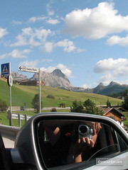 Day 3 Enroute to the Dolomites