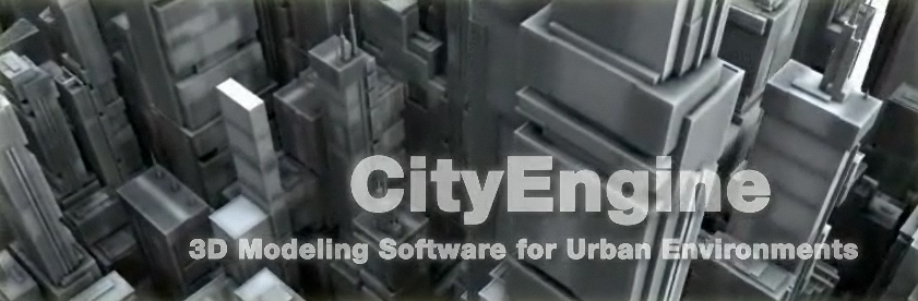 Procedural's CityEngine Software