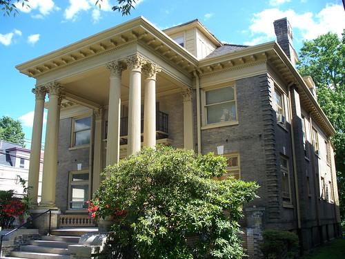Greek Revival House - Millionaires Row