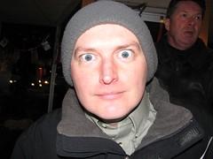 Craig, mesmerized