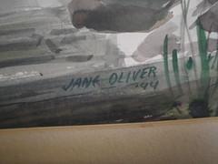 Jane Oliver 001 detail (signature)