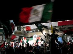 Viva Mexico!  VIVA!