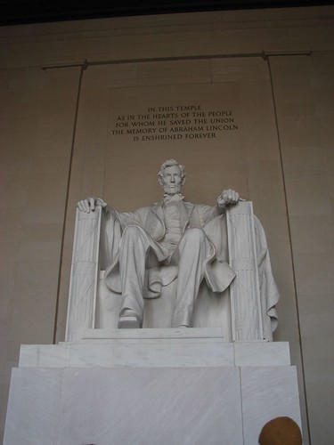 Lincoln Memorial - daylight