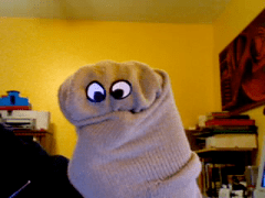Sock Puppet Entrepreneurship
