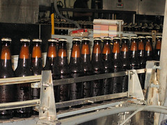 Bottling line @Clipper City