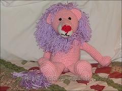 Pink Lion