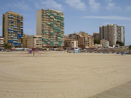 Playa de la Concha en Oropesa del Mar