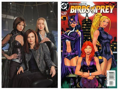birds of prey -cómic- por ti.
