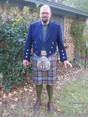 Stephen in Stirling
