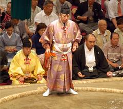 Sumo Referee