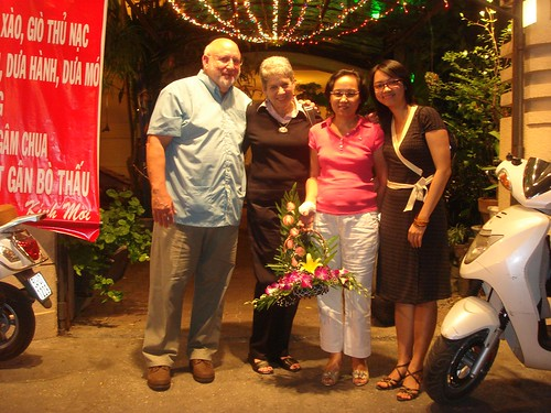 A memorable get-together in HCMC Jan 08