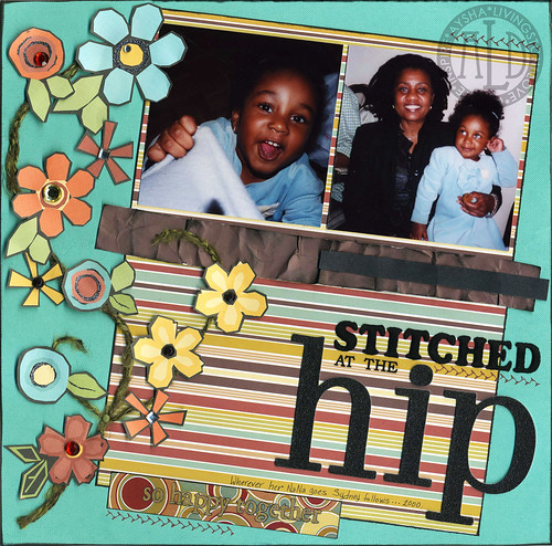 Stitched At The Hip